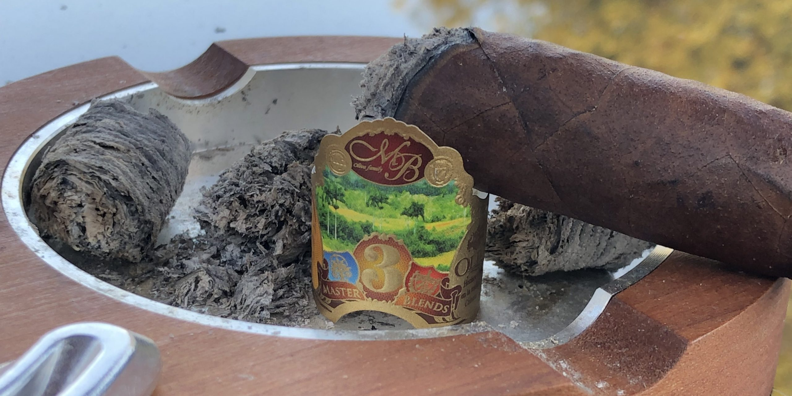 You are currently viewing Oliva Master Blends 3 Robusto