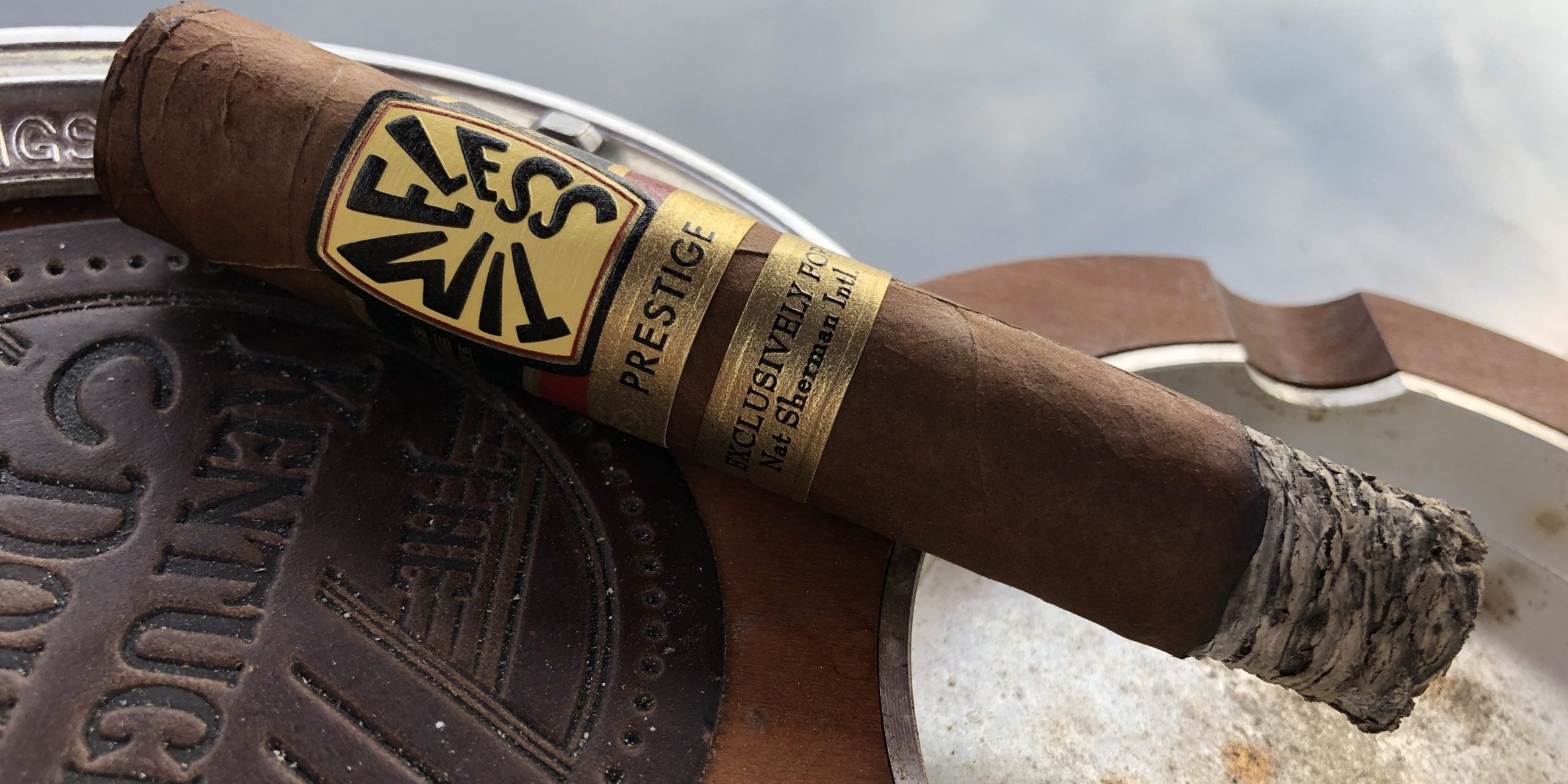 You are currently viewing Nat Sherman Timeless Prestige Robusto