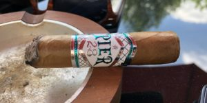 Pier 28 Connecticut Robusto Cigar Review