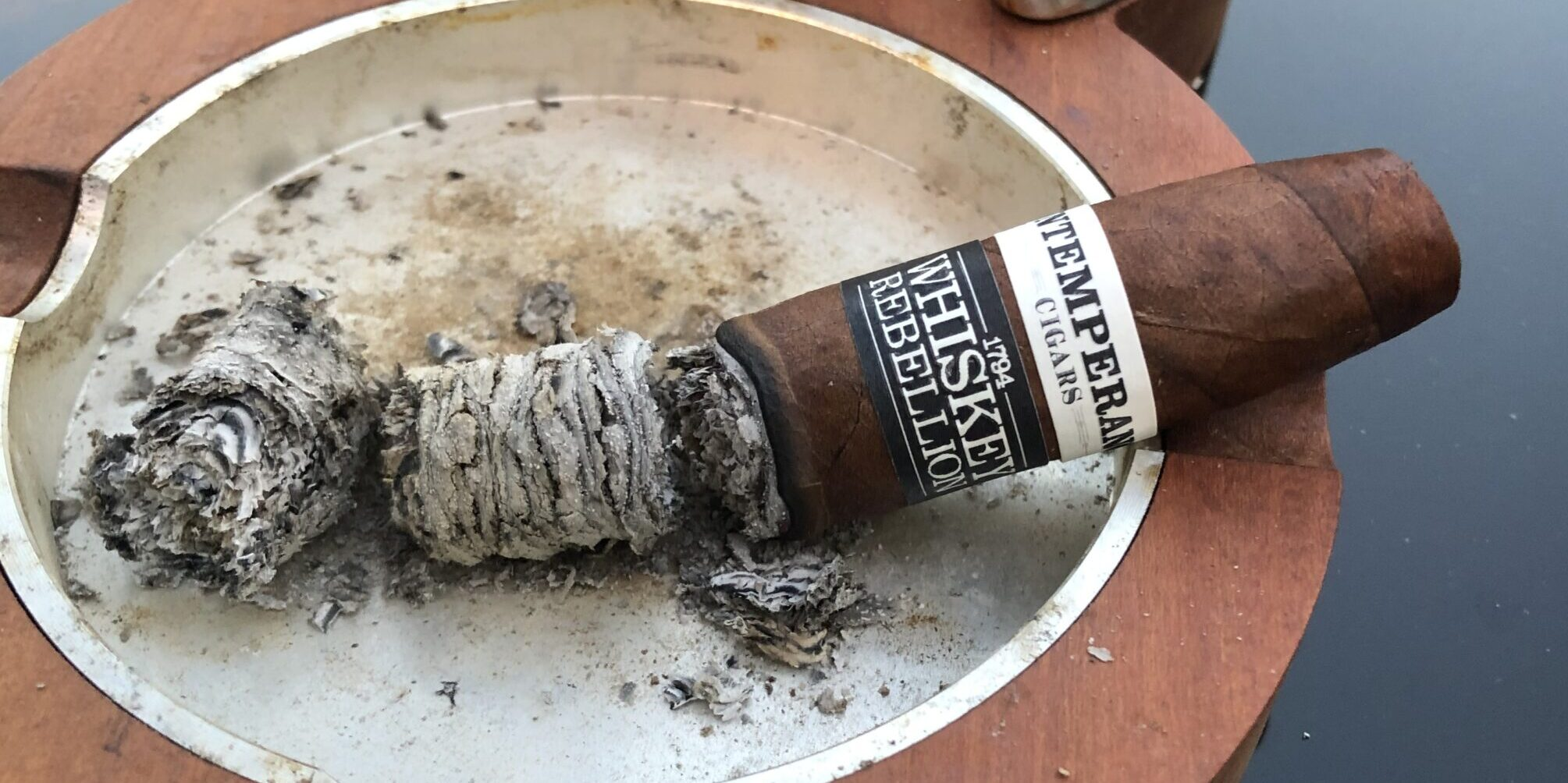 You are currently viewing RoMa Craft Intemperance Whiskey Rebellion 1794 Washington Cigar Review