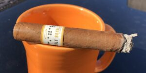 Lost & Found Holy Braille Silent Shout Cigar Review