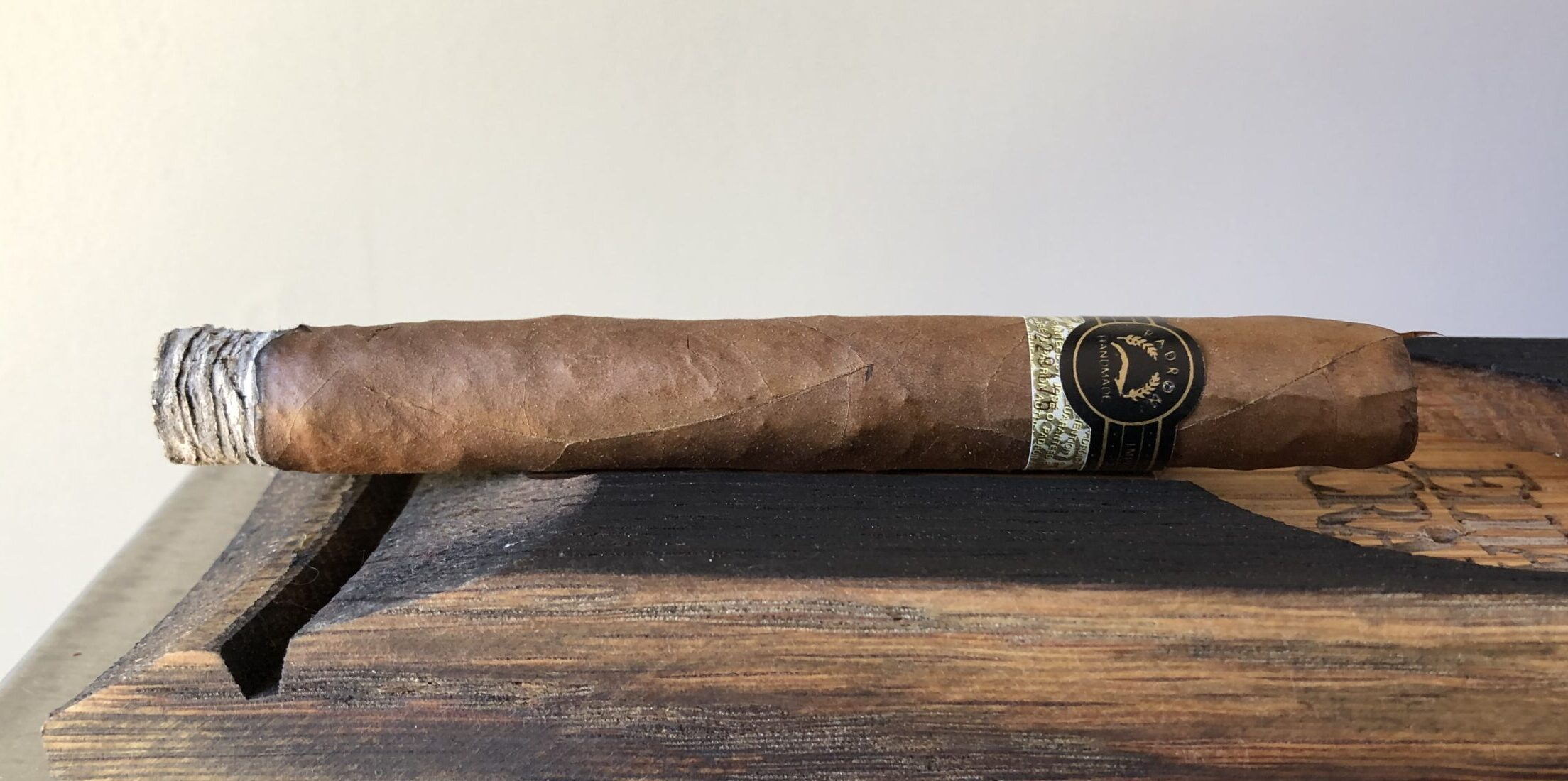 Read more about the article Padron Black No. 89 Natural TAA Exclusive Cigar Review