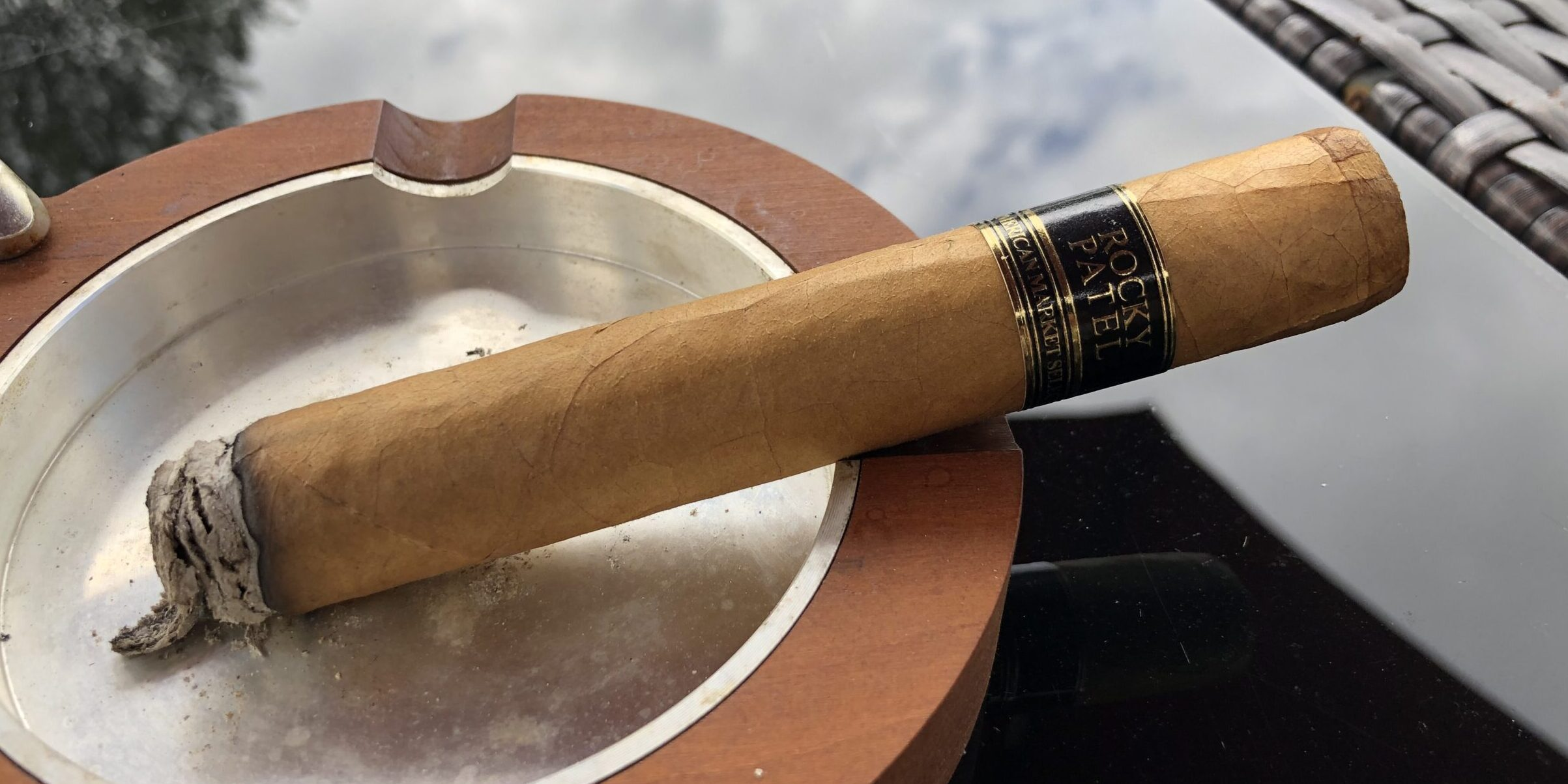 You are currently viewing Rocky Patel American Market Selection Toro Cigar Review