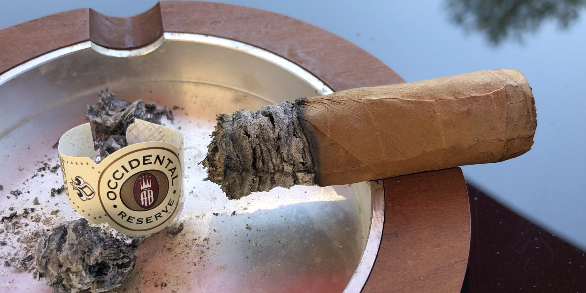 You are currently viewing Alec Bradley Occidental Reserve Robusto Cigar Review