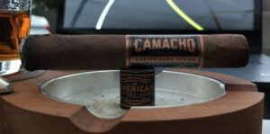 Read more about the article Camacho American Barrel Aged Robusto Cigar Review