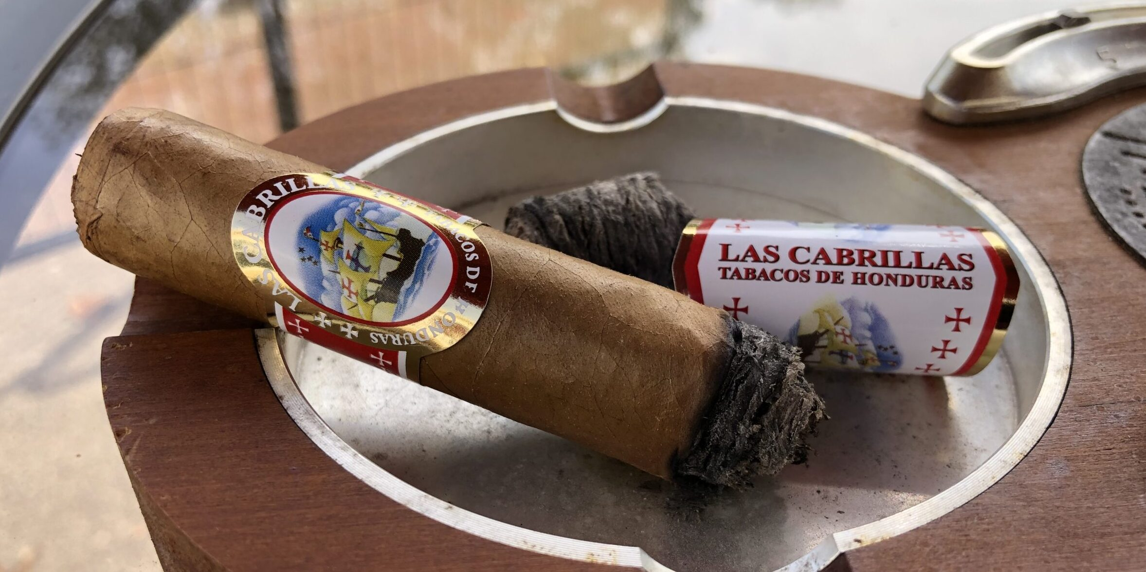 You are currently viewing Las Cabrillas Cortez Natural Robusto Cigar Review