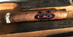 Read more about the article CAO Consigliere Associate Robusto Cigar Review