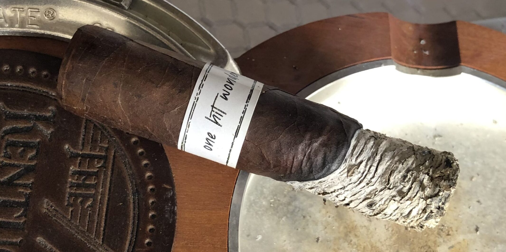 Lost & Found One Hit Wonder Short Robusto Cigar Review