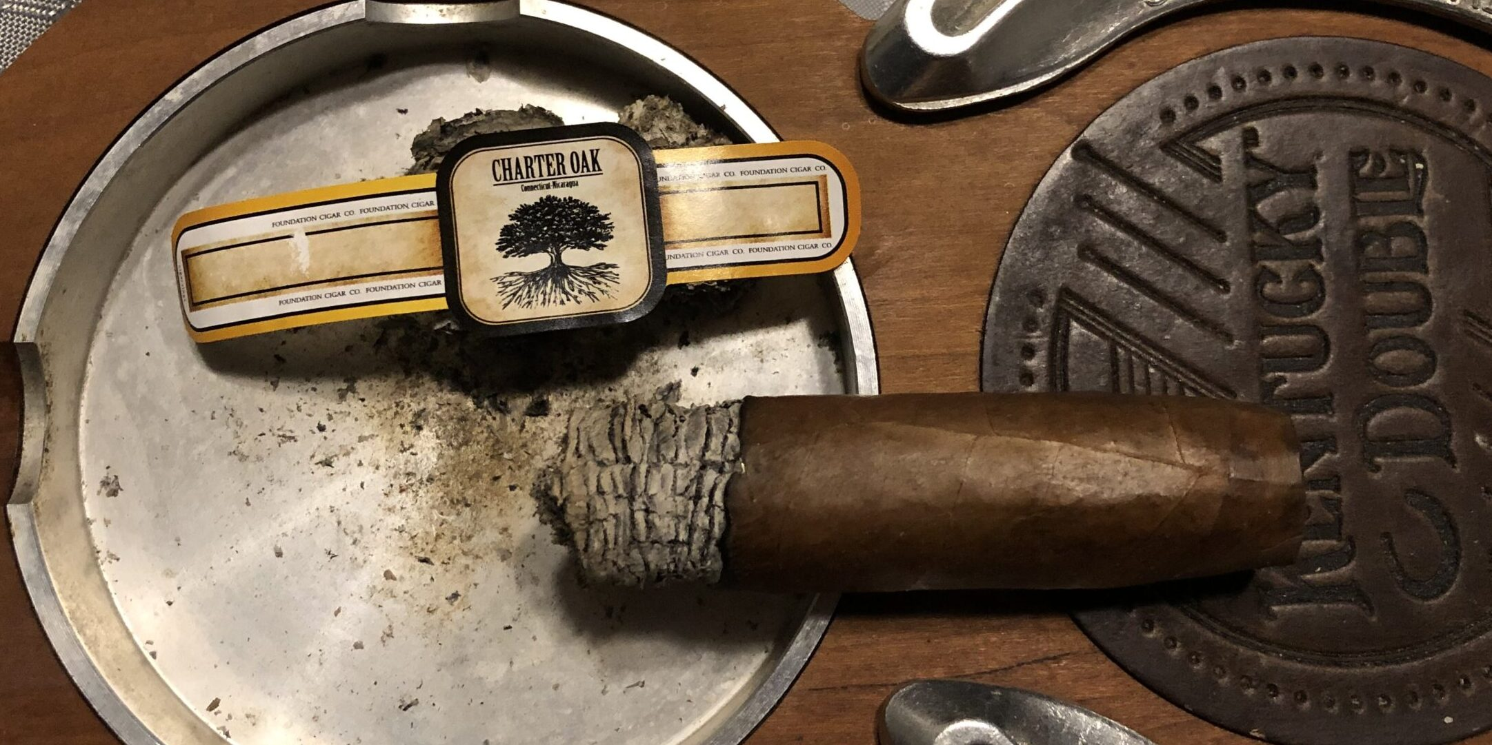 You are currently viewing Charter Oak Habano Torpedo Cigar Review