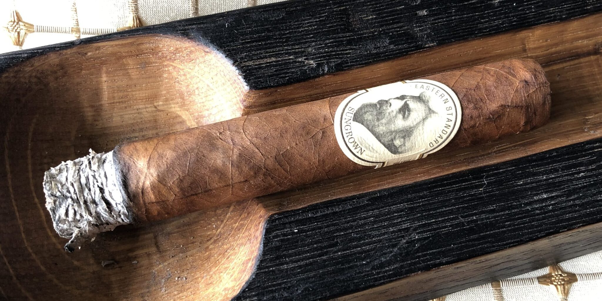 You are currently viewing Caldwell Eastern Standard Sungrown Corretto Robusto Cigar Review