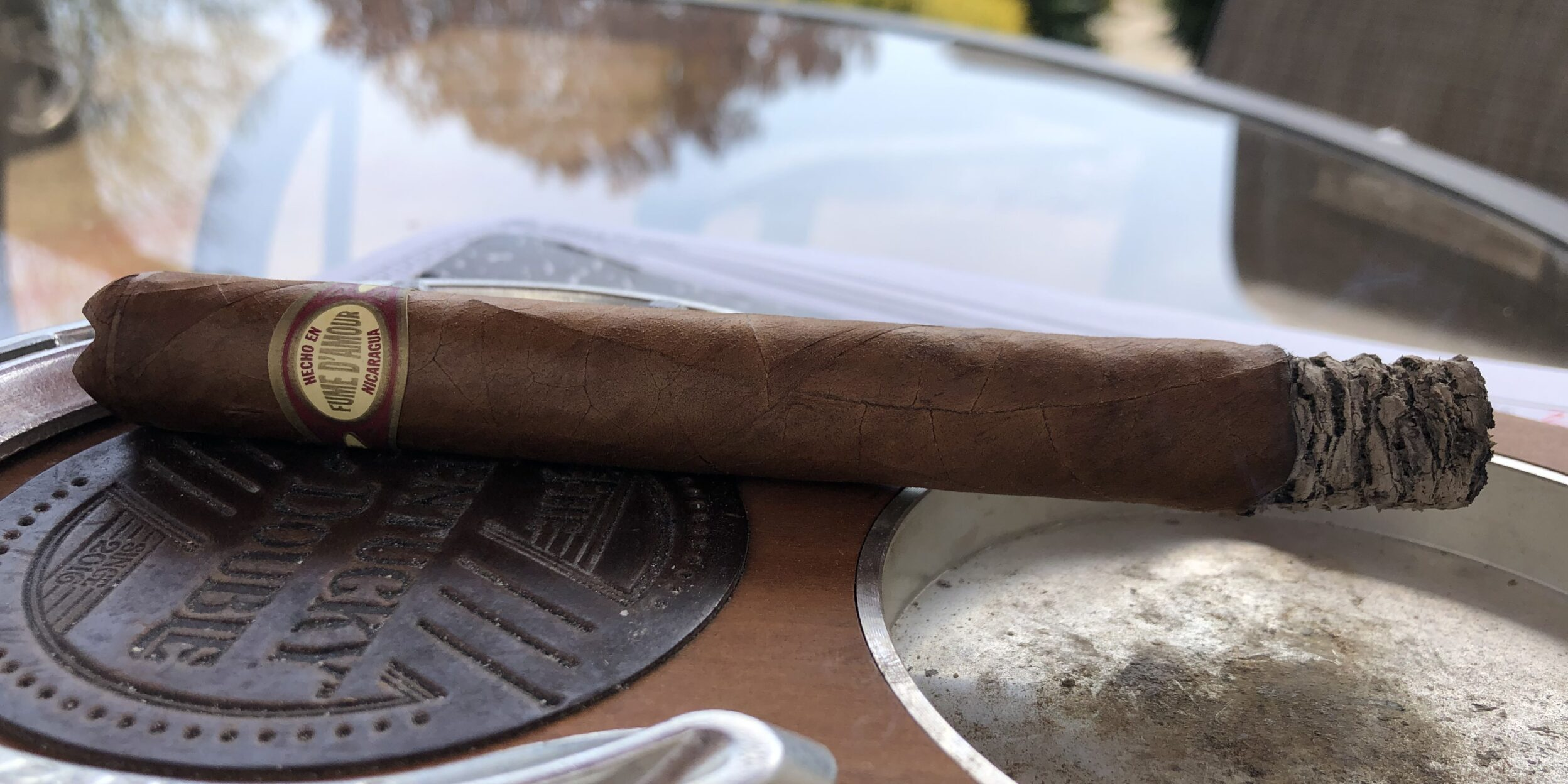 Illusione Fume d'Amour Clementes Toro Cigar Review
