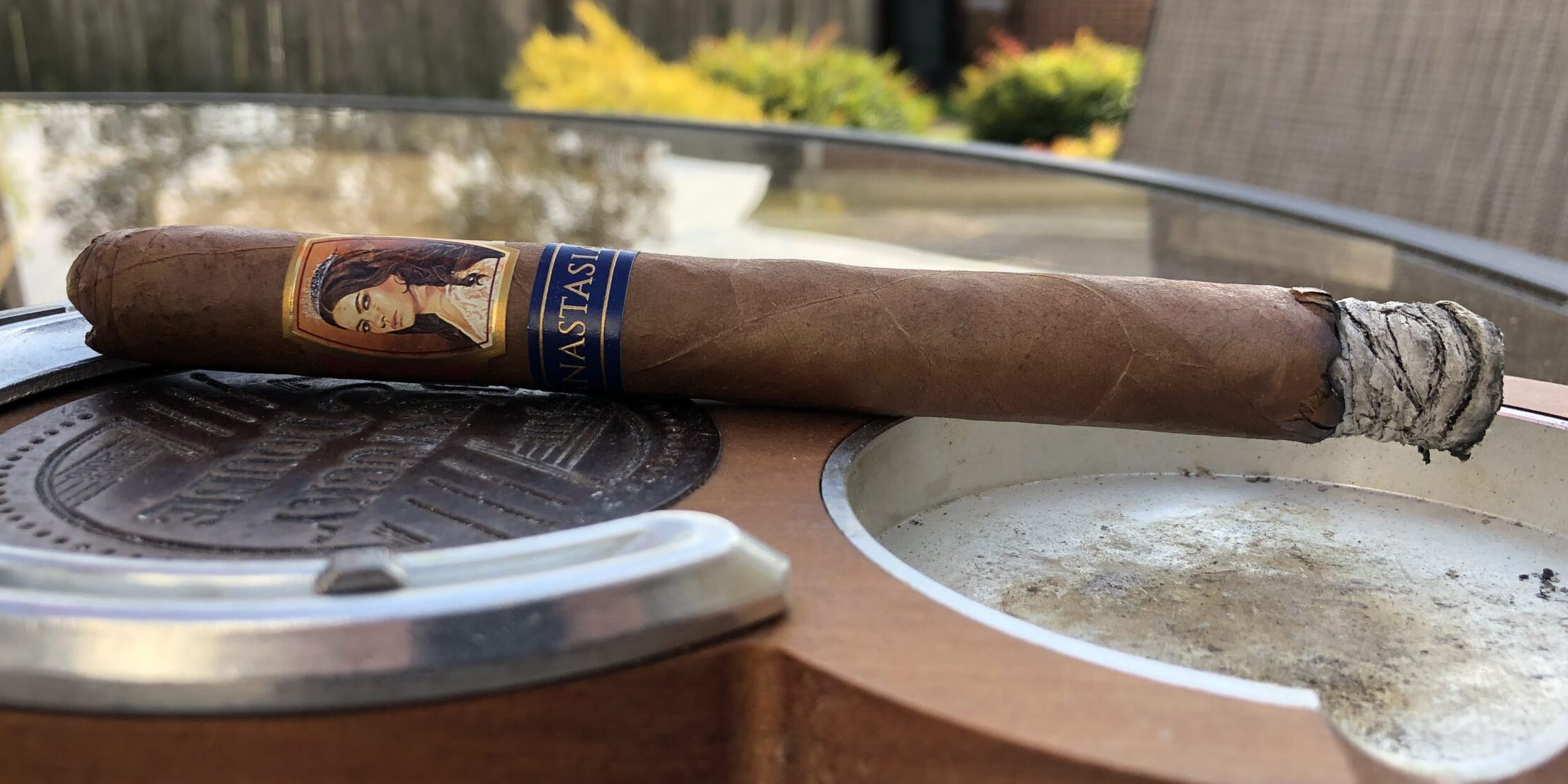 You are currently viewing Caldwell Anastasia Mercure Churchill Cigar Review