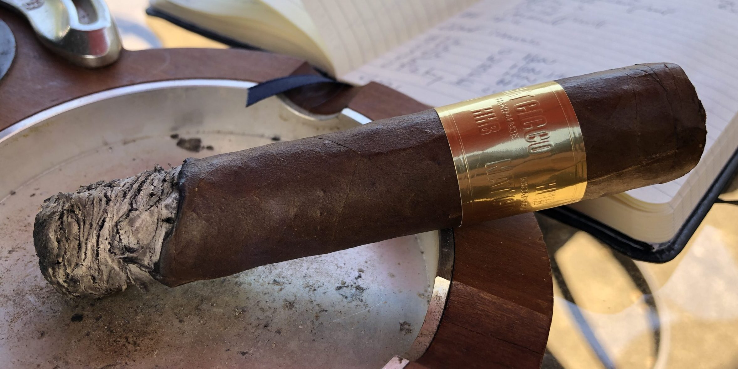 You are currently viewing Nat Cicco HHB Gold Robusto Cigar Review