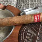 Honest George Corona by Vintage Fresh Cigar Review