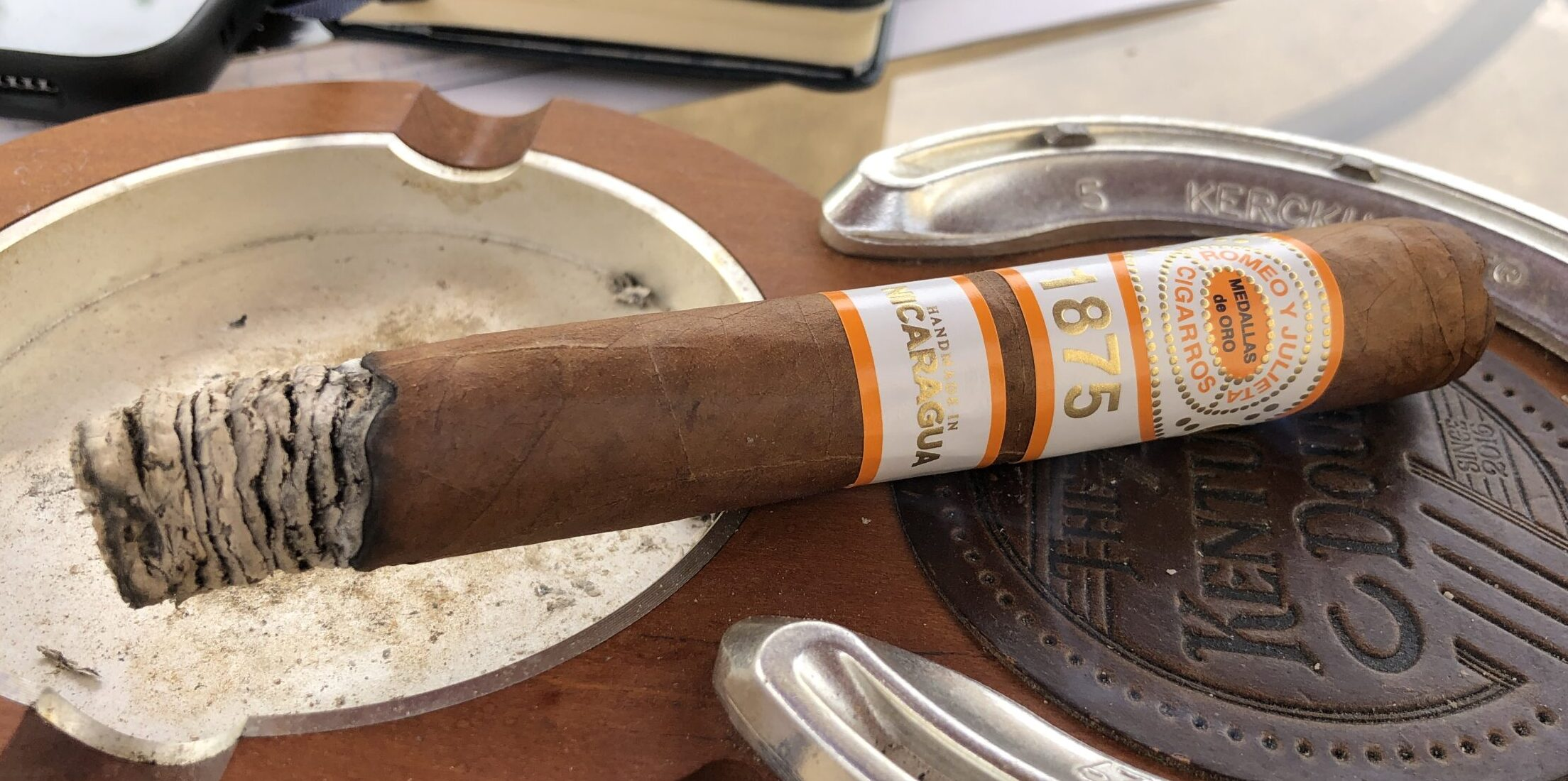 You are currently viewing Romeo y Julieta 1875 Nicaragua Toro Cigar Review