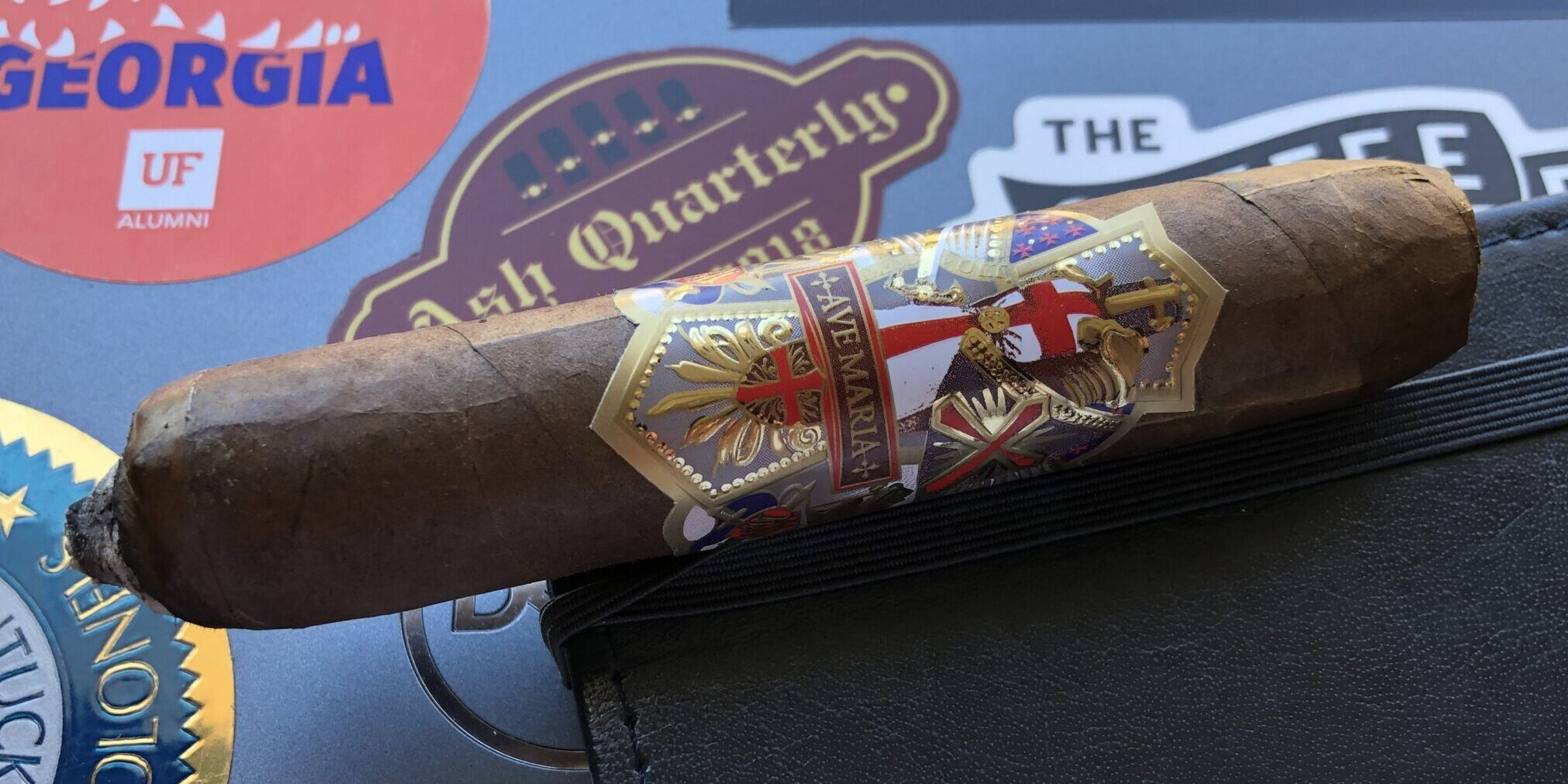 You are currently viewing Ave Maria Morning Star Habano Perfecto Cigar Review