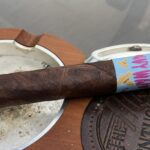Tabacalera Tropical Wavy Wafer Toro by Aganorsa Leaf Cigar Review