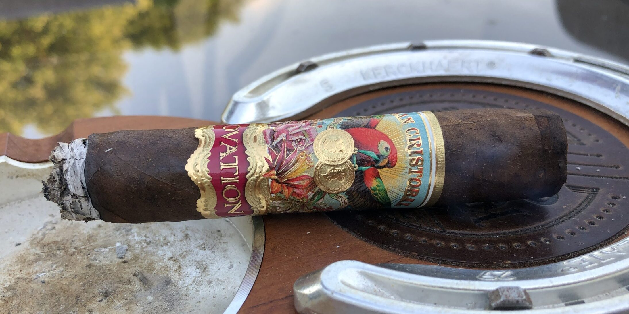 Read more about the article San Cristobal Ovation Opulence Robusto Cigar Review