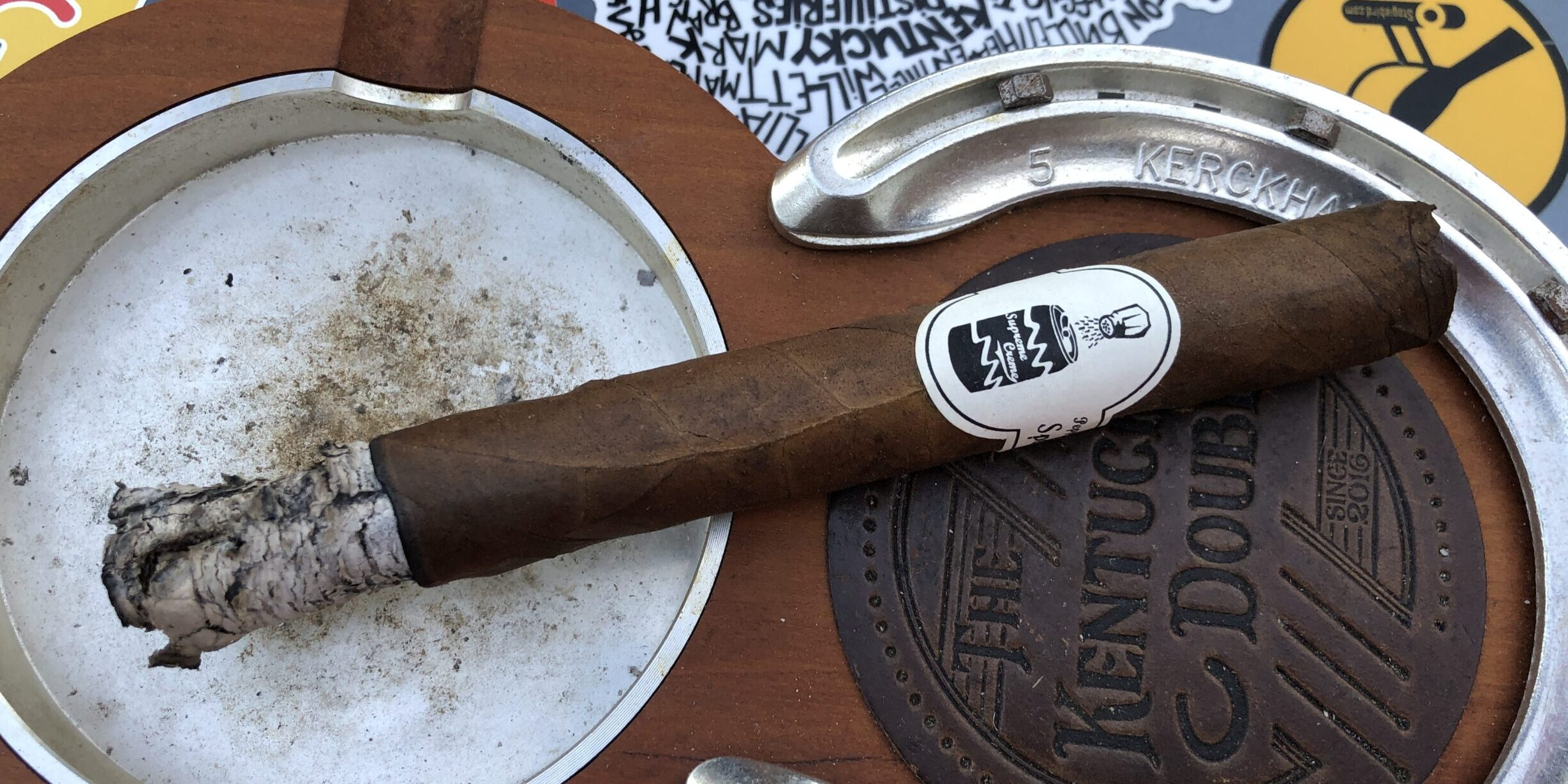 You are currently viewing Lost & Found Pepper Cream Soda Toro Cigar Review