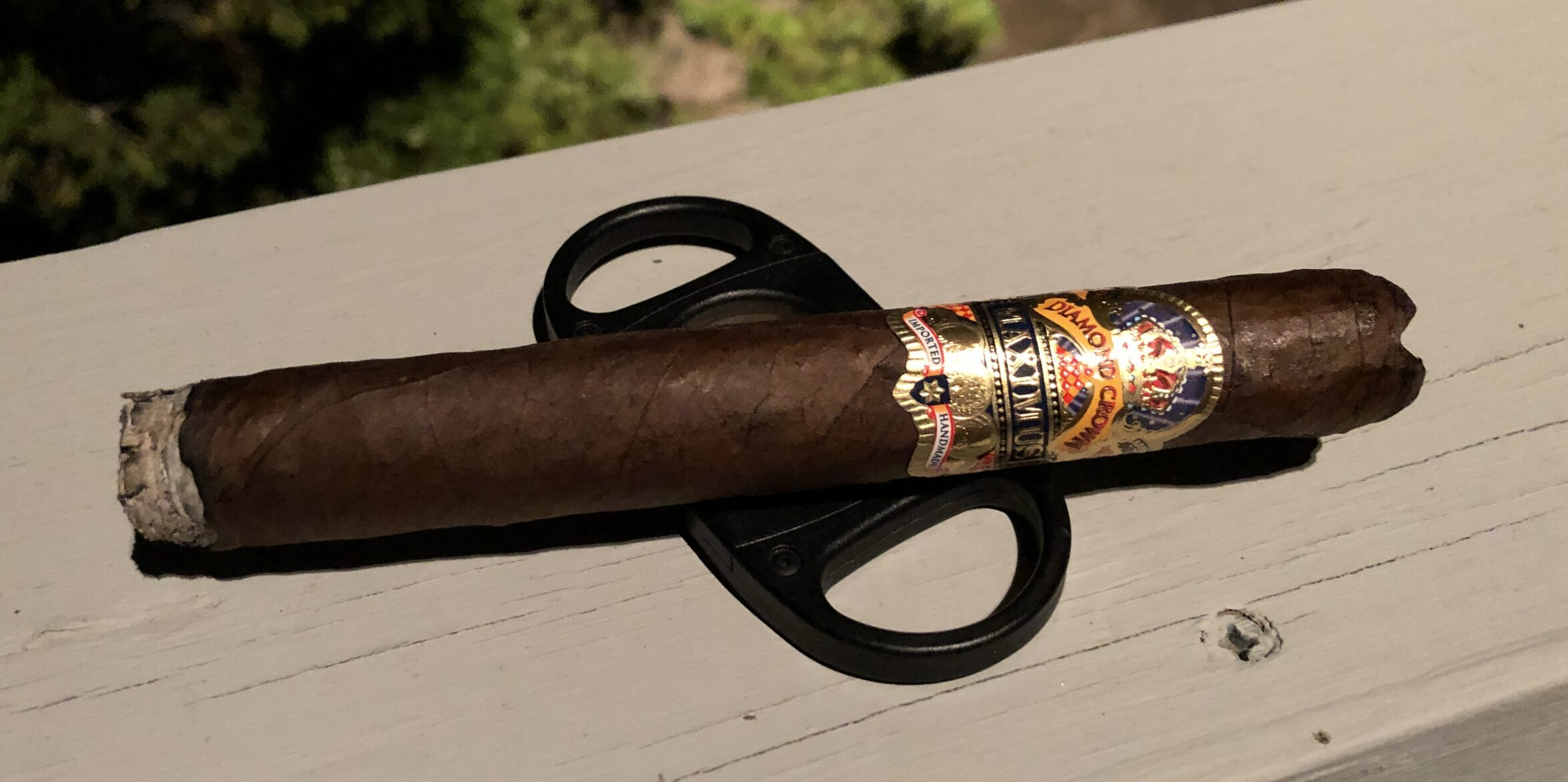 You are currently viewing Diamond Crown Maximus No. 4 Toro Cigar Review