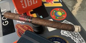 Read more about the article Pistoff Kristoff Gunplay Lancero Cigar Review