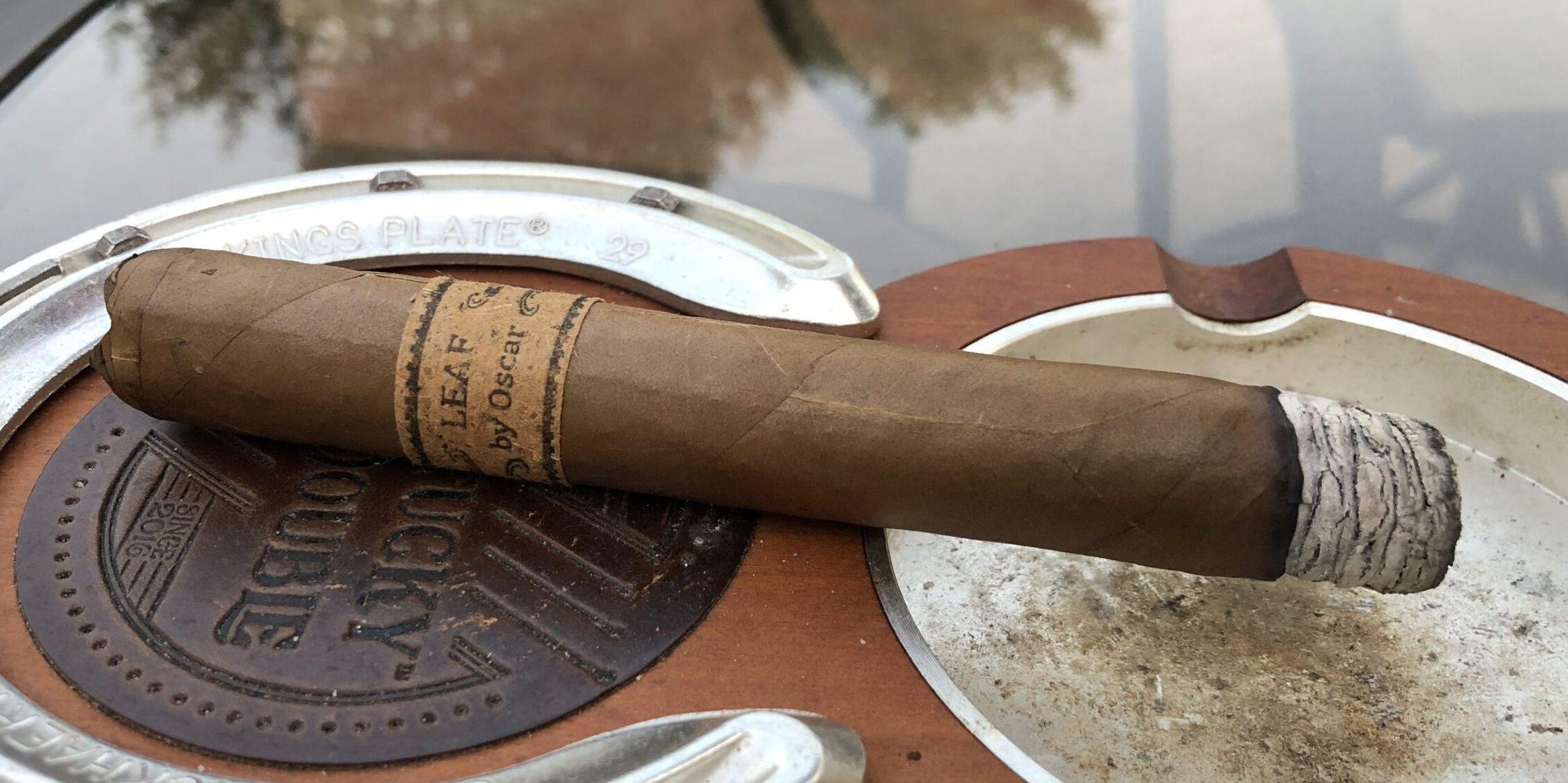 Read more about the article Leaf by Oscar Sumatra Toro Cigar Review