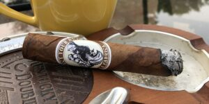 Read more about the article La Fabrica Protect Your Nuts Robusto Cigar Review