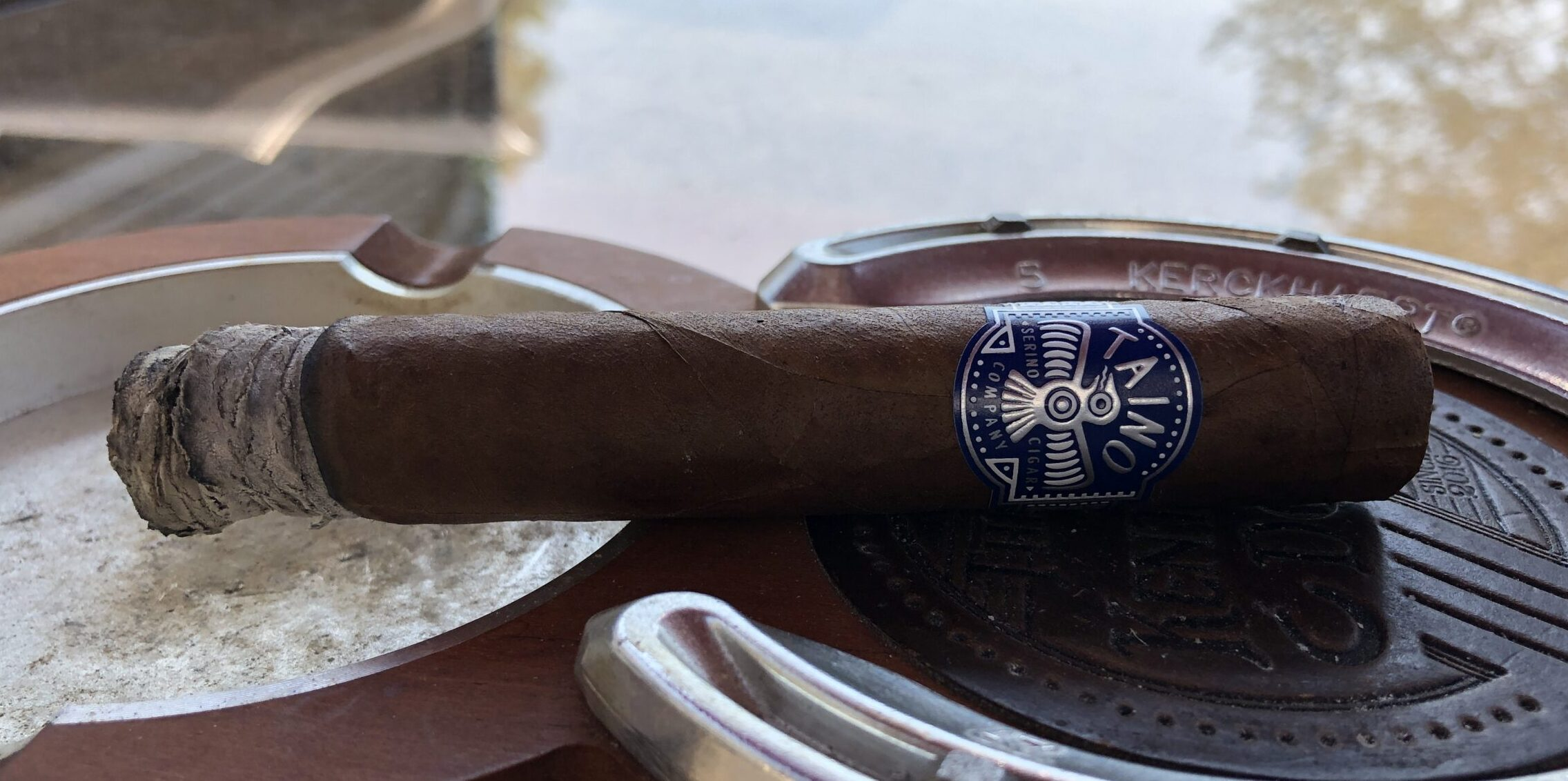 Read more about the article Serino Cigars Taino Heritage Hamaca Robusto Cigar Review