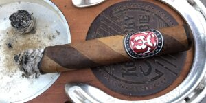 Read more about the article Veritas Cigars 3 Blends Box-pressed Toro Cigar Review
